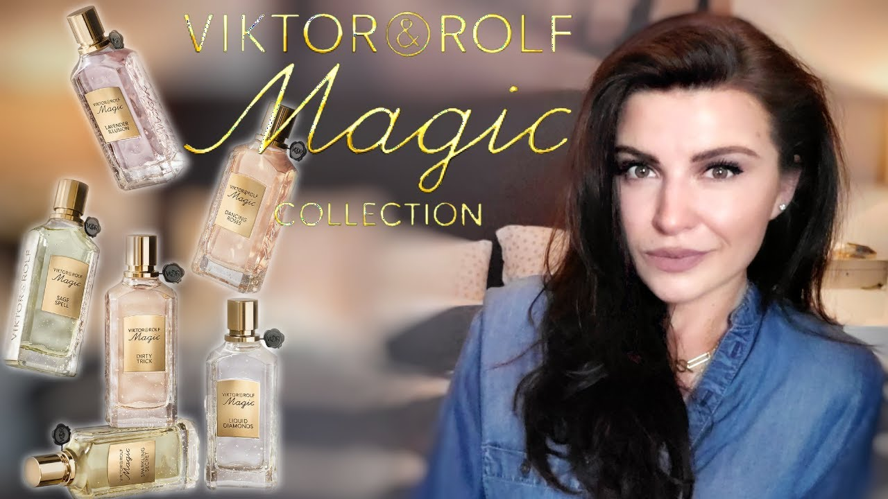 REVIEWING VIKTOR&ROLF MAGIC COLLECTION! WORTH THE $$$? #fragrancereview