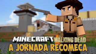 Minecraft The Walking Dead -  A Jornada RECOMEÇA