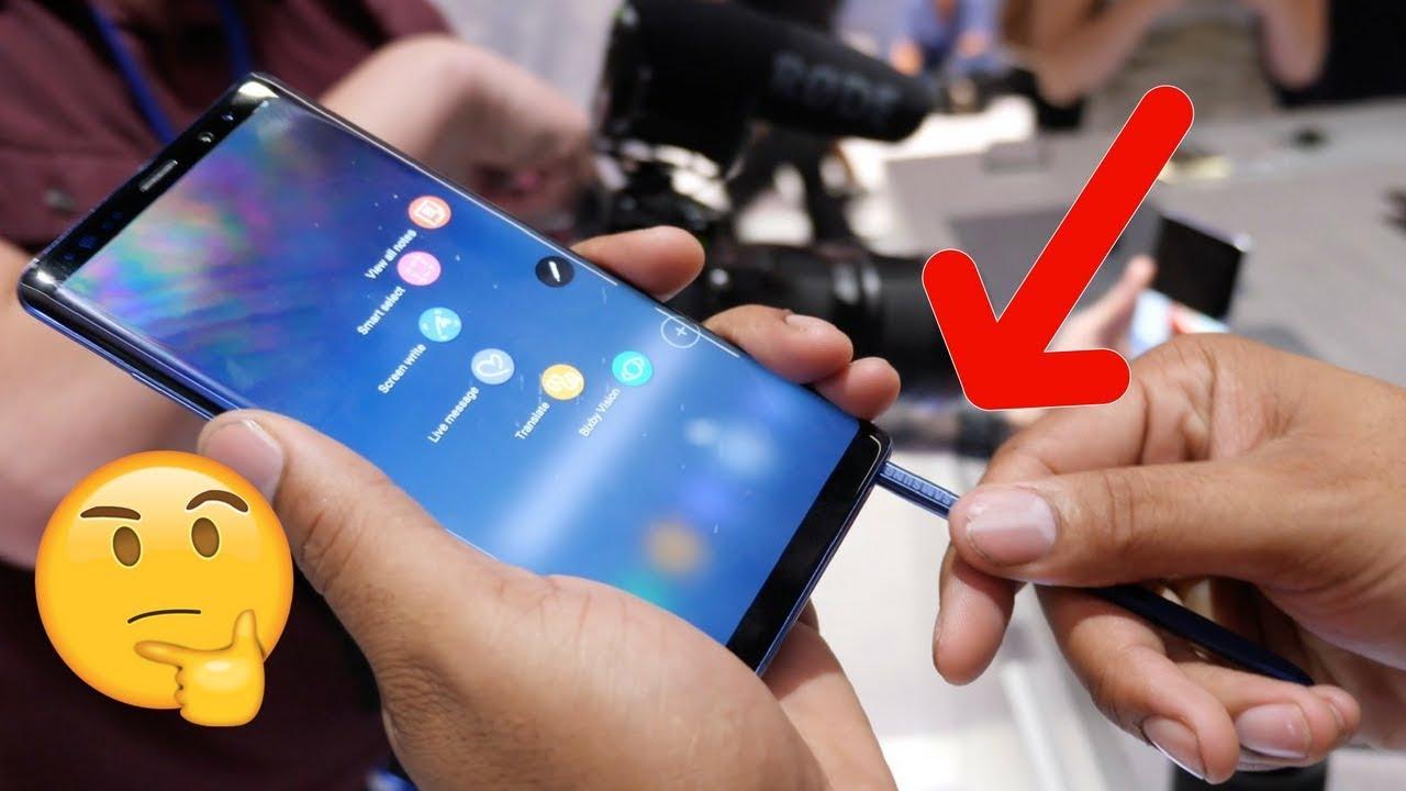 Zu einem Problem hat sich Samsung mittlerweile geäußert
