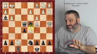 The Advanced Fried Liver Attack, with GM Ben Finegold