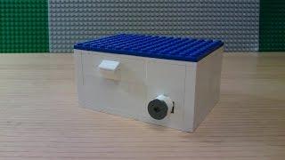 Как сделать Мини-сейф из Lego