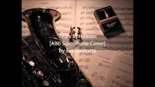 Tears In Heaven [Alto Saxophone Cover]