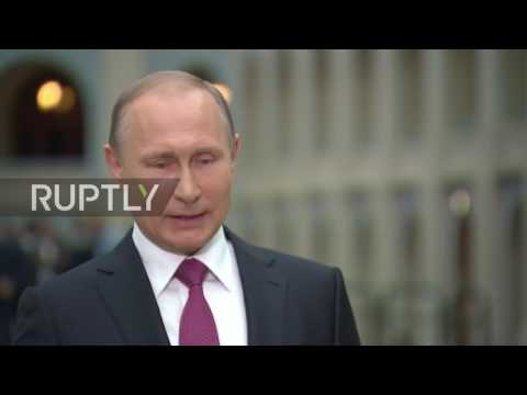 Download Youtube: Russia: Putin says work in KGB had ties to non-official intelligence