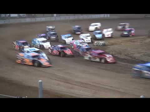 IMCA Modified Iowa Donor Night feature Independence Motor Speedway 8/10/19