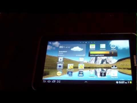 Tablet Samsung Galaxy Tab Not Working Or Turning On Water Damage Fix