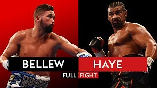 FULL FIGHT | Tony Bellew vs David Haye | 4th March 2017