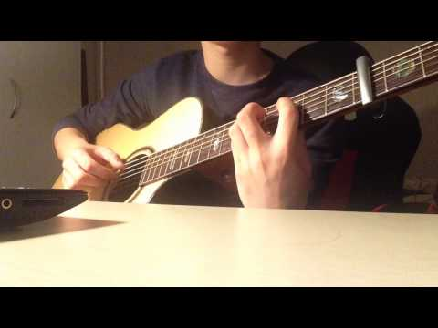 Lonely - 2NE1 (Sungha Jung. ver) guitar