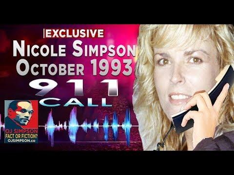 Nicole Brown Simpson 911 Calls. Complete, Uncensored, Never Before Heard. ♦ OJSimpson.co Exclusive