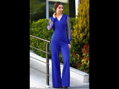 Patırtı Giyim 2017 Bayan Tulum Modelleri