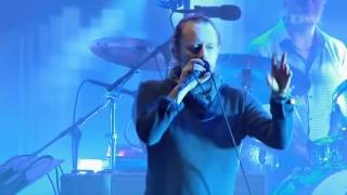 Everything In Its Right Place + Idioteque - Radiohead @ Openair St Gallen 2016