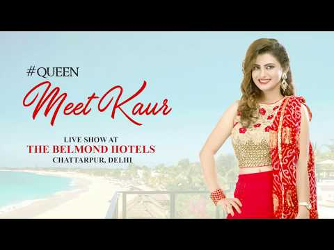 Meet Kaur Live Show | (Full Version) | The Belmond Hotels | Chhatarpur Delhi | Cover Version
