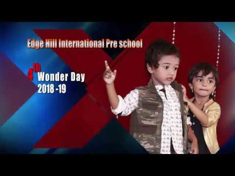 Edge Hill Int Pre School 4th Wonder day_Dhoom Machale Dhoom