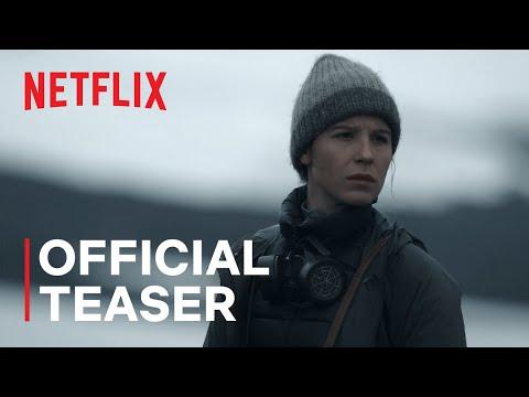 Katla   Official Teaser   Netflix