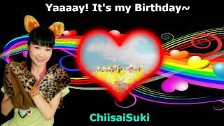 Hiiii everyone!!!! Today is my Birthday YAAAY! I am finally 21 (eve...