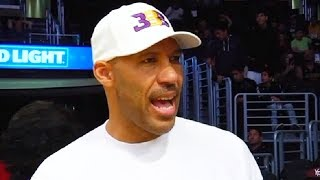 LaVar Ball on why He Removed LiAngelo Ball from UCLA