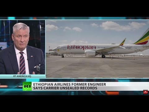 Ethiopian Airlines Engineer Blows Whistle On Boeing Practices