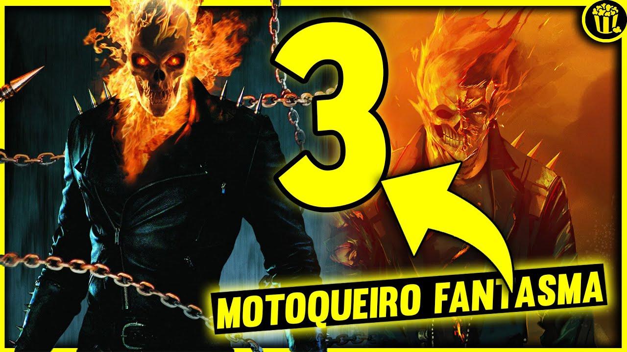 MOTOQUEIRO FANTASMA 3 FILME Lançamento um reboot na Marvel Studios Ghost rider 3