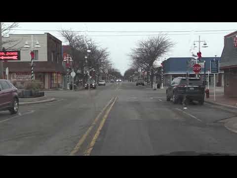 East Tawas, Michigan. Deader Than A Door Nail