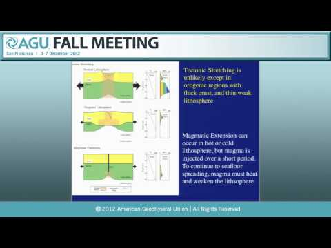 T34C. The Geodynamics of Plate Tectonics II - 2012 AGU Fall Meeting