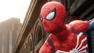 SPIDER-MAN PS4 Trailer (E3 2016)