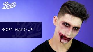 Halloween | Gory Makeup Tutorial | Boots UK