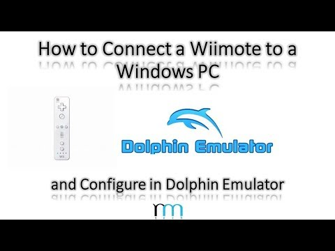 How to Connect a Nintendo Wiimote to Windows PC and