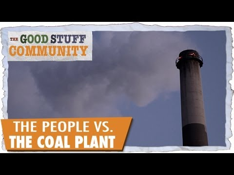 The People vs. The Coal Plant