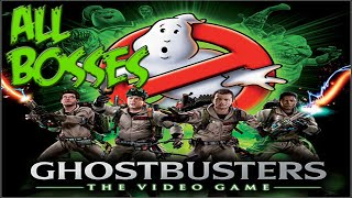 Ghostbusters:The Video Game | All Bosses