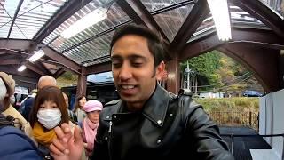 Famous Japanese Anime Shrine Biwako Valley Shirahige Shrine Part 3 II Rom Rom Ji