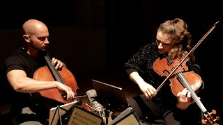 Heavy Metal on Strings: Shostakovich String Quartet No. 8 [DOVER QUARTET]