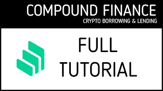 Compound.Finance for Dummies - Decentralized Ethereum DEFI