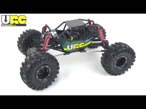 G*Made R1 Rock Buggy RC crawler review