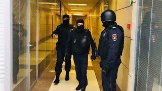 ⚡️В ФБК снова пришли с обысками.Москва  L VE 15.10.19
