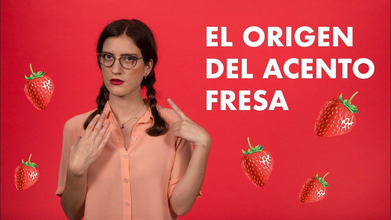 Origen de la cultura fresa