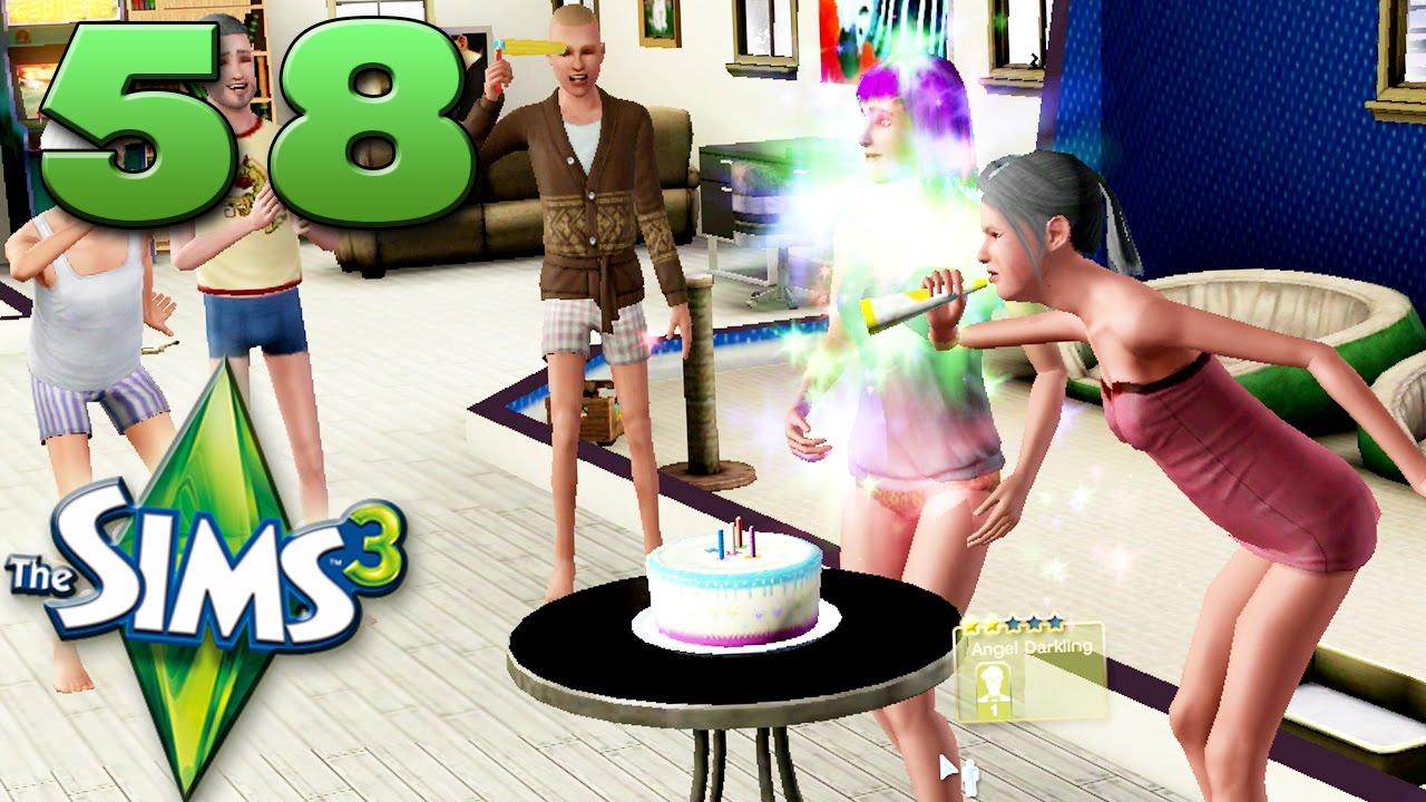 3 adults sim