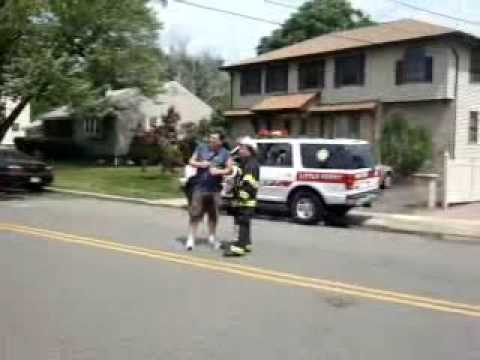 South Hackensack,nj Fire Departmen *House Fire* 245 Phillips ave