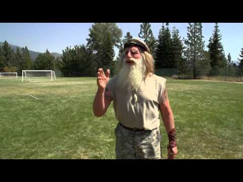 MICK DODGE at Tahoe Expedition Academy