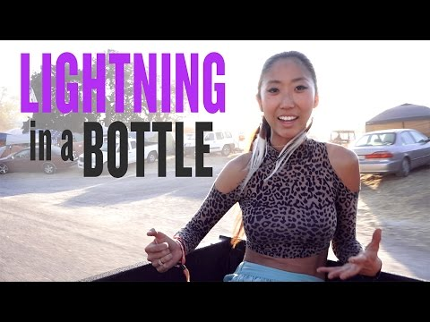 Best Thing to Consume at Music Festivals is Not What You Think (Lightning in a Bottle)