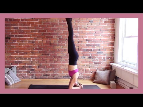 1 Hour Advanced Yoga Arm Balances, Inversions & Standing Poses