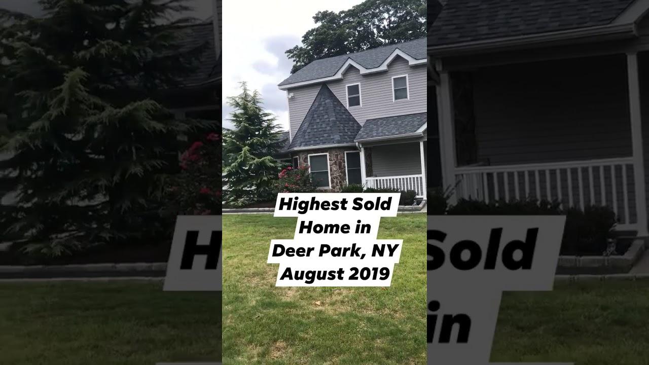 Highest Sold Home Deer Park