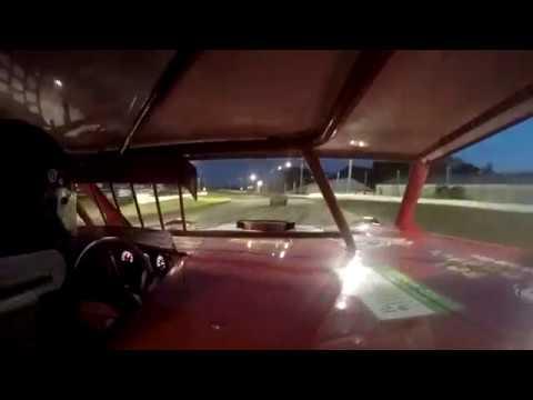 Jeff Crouse Racing.  Fiesta City Speedway. Super Stock.  6/15/18.  GOPRO