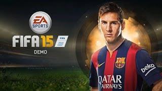 FIFA 2015 DEMO 4GB Ram AMD HD 7670m Intel B970