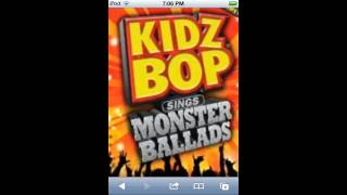 kidz bop party rock anthem