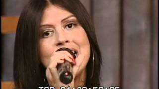Марина Александрова на телеканале Ля-минор