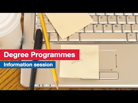 Degree Programmes Online Information Session | London Business School