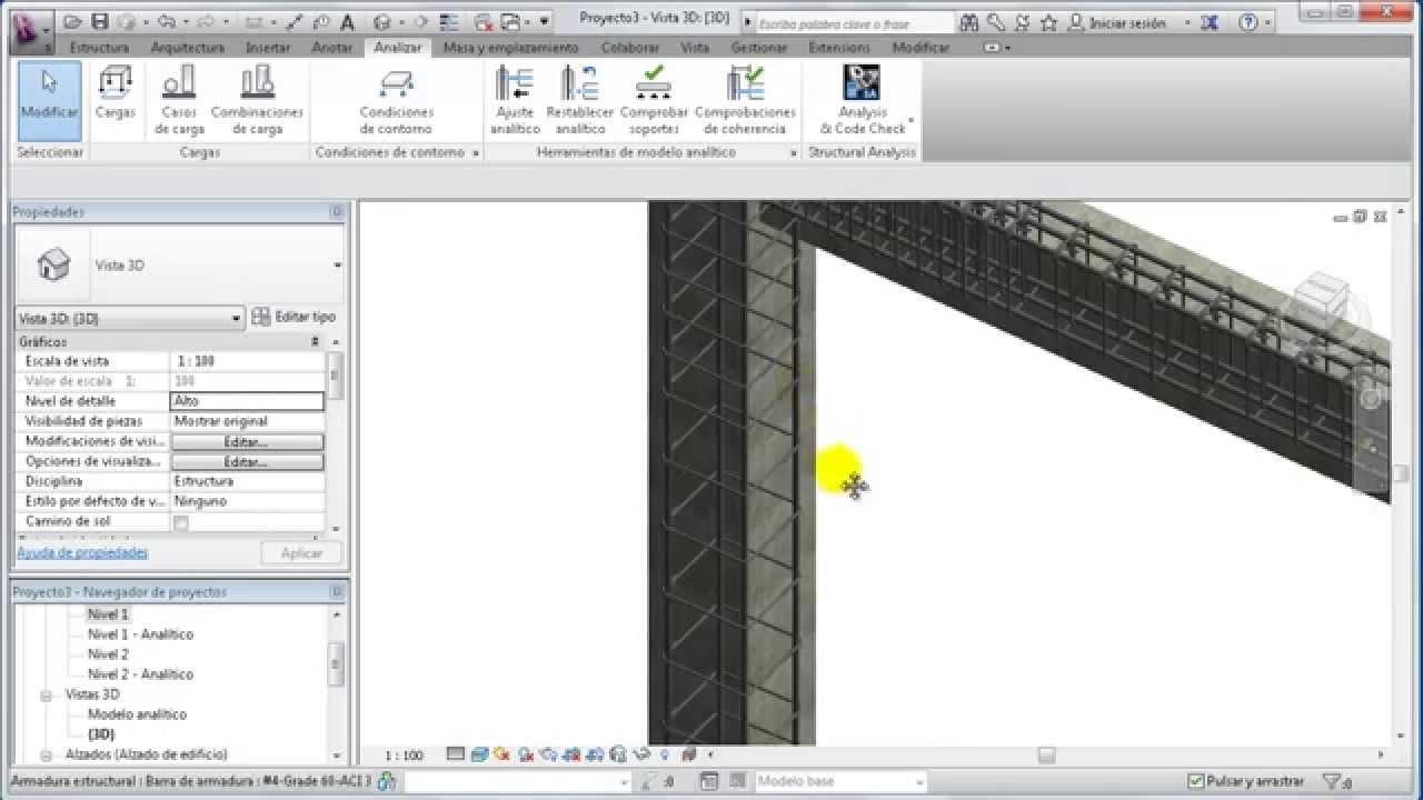 Download Robot Structural Analysis Professional 2013 & Revit Structure 2013 - Concreto Armado. Primeros pasos