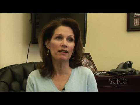 Interview with Rep. Michele Bachmann (R-MN) On Wasted Health Summit