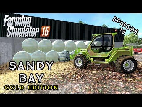 Let's Play Farming Simulator 2015 | Sandy Bay | Episode 19