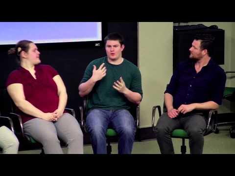 Role Models: Perspectives Of Deaf/HH Student Panels
