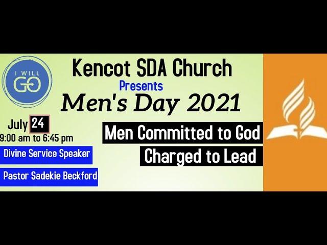 Sabbath School & Divine Hour  - Kencot SDA Church -  July 24, 2021